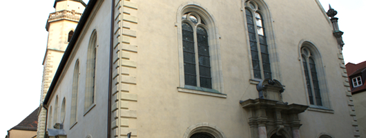 Regensburg: Dreieinigkeitskirche