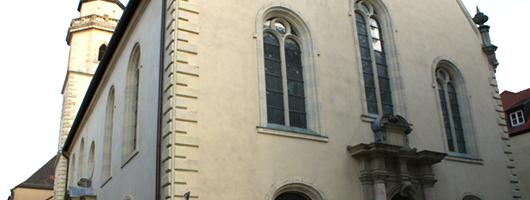 Regensburg: Church of the Holy Trinity
