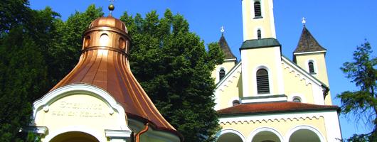 Dreifaltigkeitsberg Regensburg