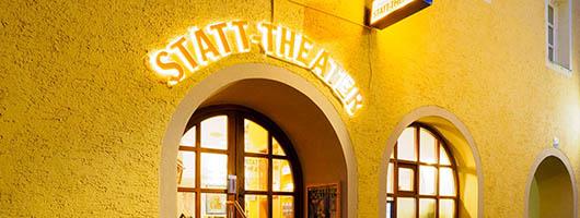Regensburg: Kleinkunstbühne Statt-Theater