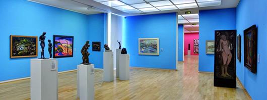 Regensburg: Kunstforum Ostdeutsche Galerie