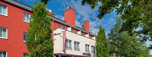 Regensburg: Mercure Hotel