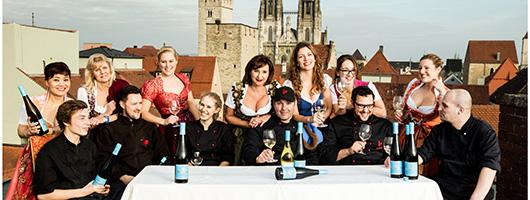 Regensburg: Roter Hahn