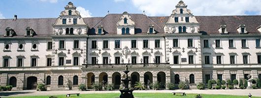 Regensburg: St. Emmeram Castle