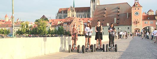 Regensburg: Seg Tour